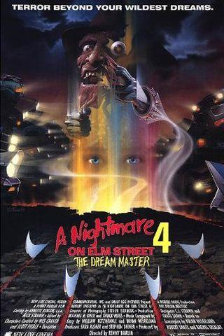 A Hora do Pesadelo 4 - O Mestre dos Sonhos