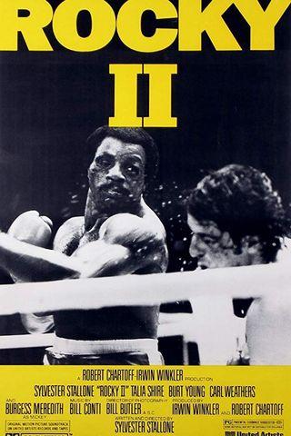 Rocky 2 - A Revanche