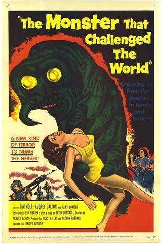 O Monstro Que Desafiou o Mundo