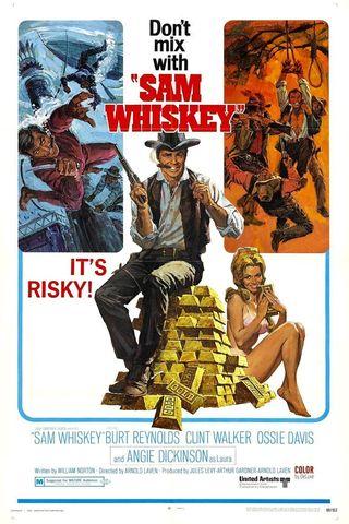 Sam Whiskey - O Proscrito
