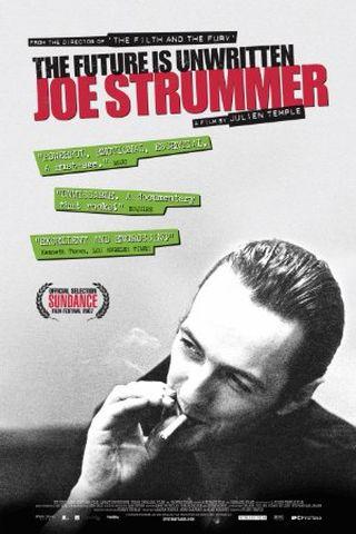 Joe Strummer: O Futuro Está para Ser Escrito