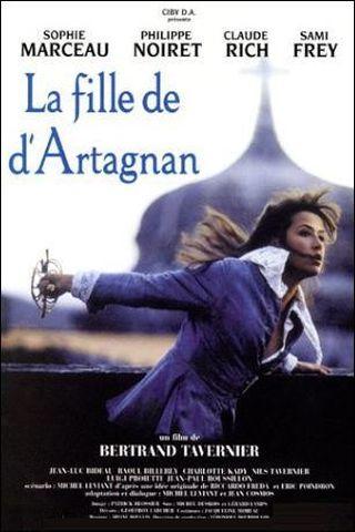 A Filha de D'Artagnan