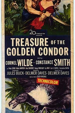O Tesouro do Condor de Ouro