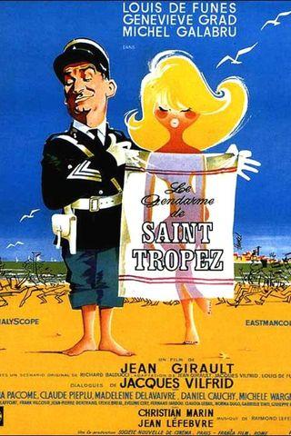 O Gendarme em Saint Tropez