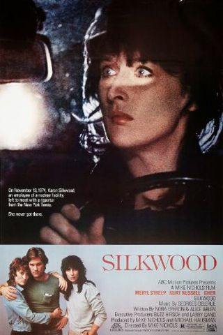Silkwood - Retrato de uma Coragem