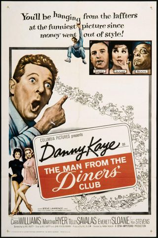 O Homem do Diner's Club