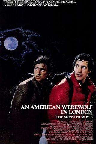 Um Lobisomem Americano em Londres