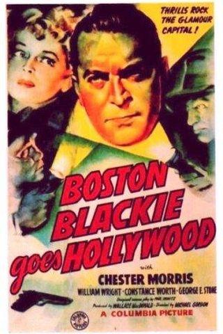 Boston Blackie em Hollywood