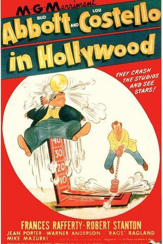 Abbott e Costello em Hollywood