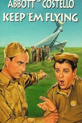 Dois Aviadores Avariados