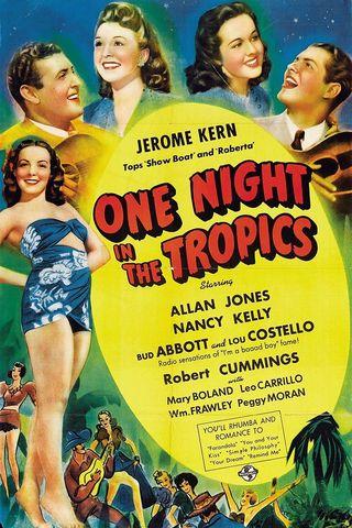 Uma Noite nos Trópicos