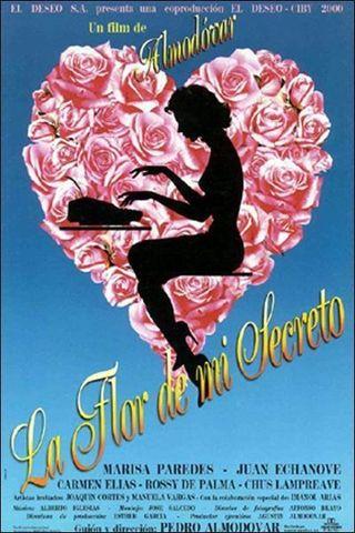 A Flor do Meu Segredo