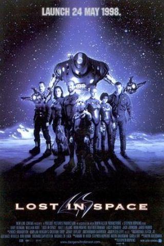 Perdidos no Espaço - O Filme