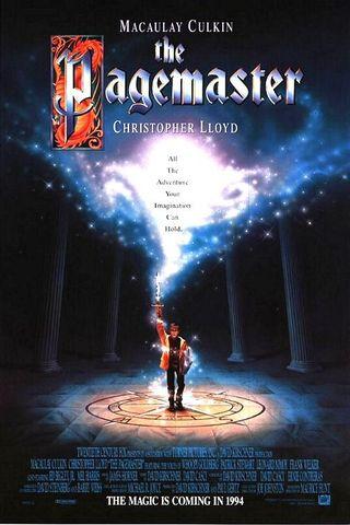 Pagemaster - O Mestre da Fantasia