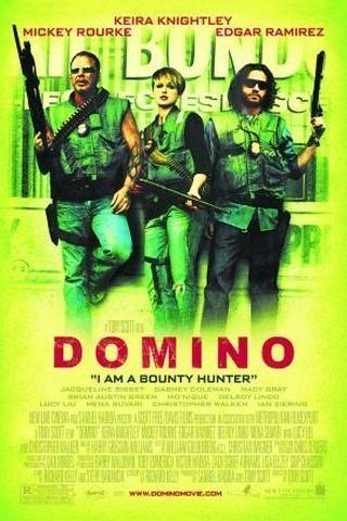Domino - A Caçadora de Recompensas