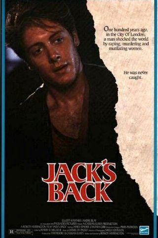 A Volta de Jack o Estripador
