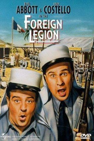 Abbott e Costello na Legião Estrangeira