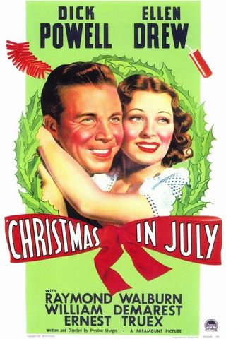 Natal em Julho
