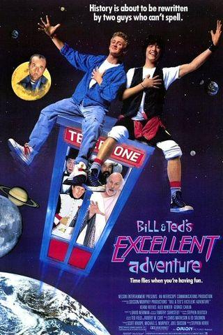 Bill & Ted: Uma Aventura Fantástica
