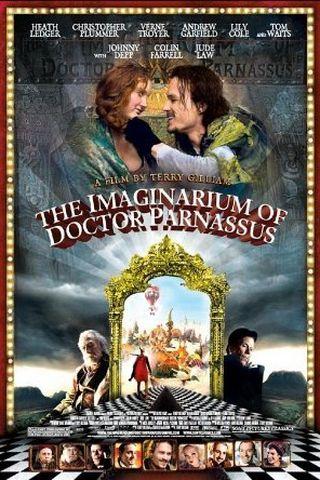 O Mundo Imaginário de Dr. Parnassus