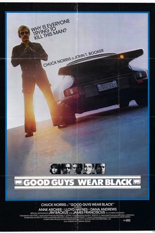Os Bons Se Vestem de Negro