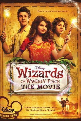 Os Feiticeiros de Waverly Place - O Filme