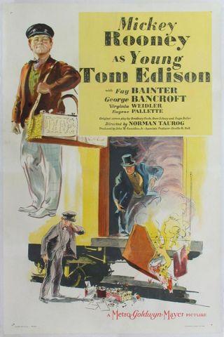 O Jovem Thomas Edison
