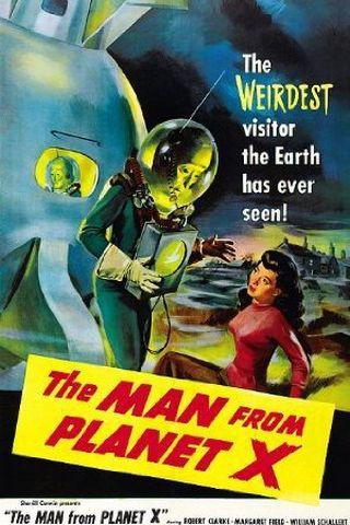 O Homem do Planeta X