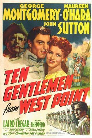 Dez Cavalheiros de West Point