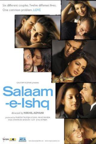 Salaam-e-Ishq: Saudações ao Amor