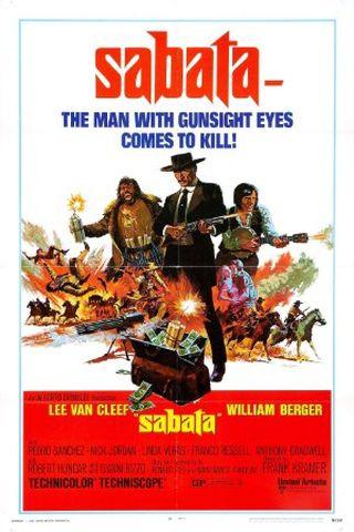 Sabata: O Homem Que Veio para Matar