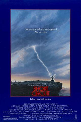 Short Circuit - Um Robô em Curto Circuito