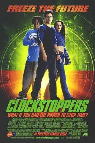 Clockstoppers - O Filme