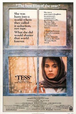 Tess - Uma Lição de Vida