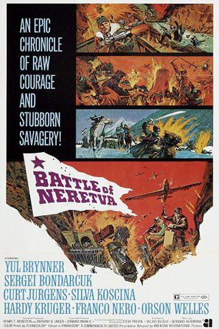 A Batalha de Neretva