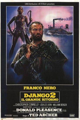 Django: A Volta do Vingador
