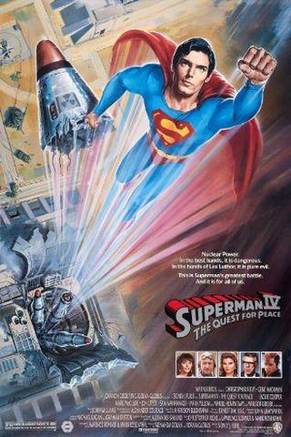 Superman IV - Em Busca da Paz