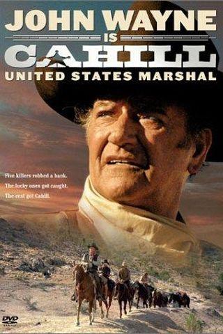 Cahill, o Xerife do Oeste