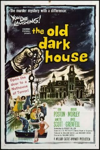 A Velha Casa Assombrada