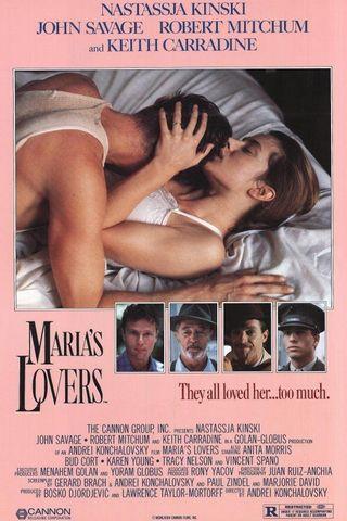 Os Amantes de Maria
