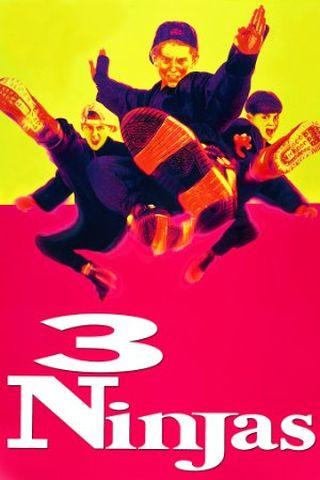 3 Ninjas - Uma Aventura Radical