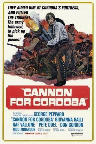 Canhões para Córdoba