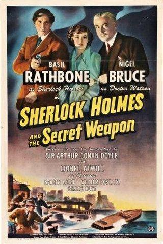 Shelock Holmes e a Arma Secreta