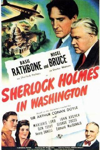 Sherlock Holmes em Washington