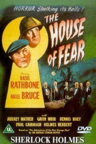 Sherlock Holmes e a Casa do Medo