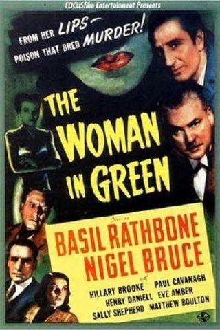 Sherlock Holmes - A Mulher de Verde
