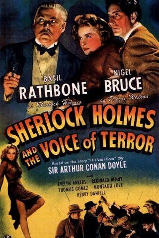 Sherlock Holmes - A Voz do Terror