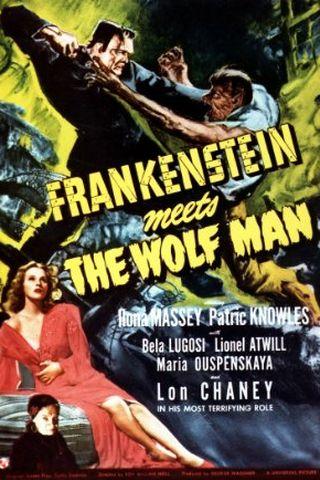 Frankenstein Encontra o Lobisomem