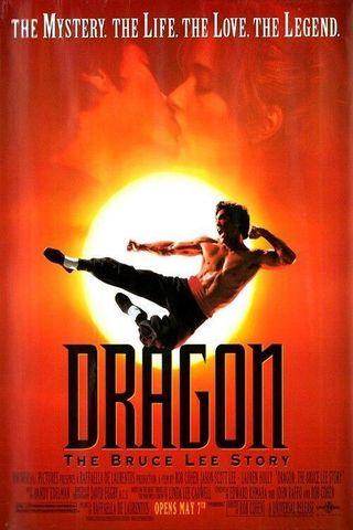 Dragão - A História de Bruce Lee
