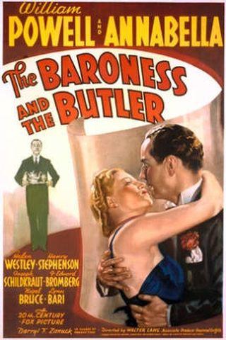A Baronesa e o Mordomo